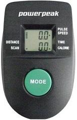 Crosstrainer Powerpeak Display